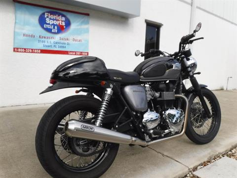 2013 Triumph Bonneville T100 in Stuart, Florida - Photo 8