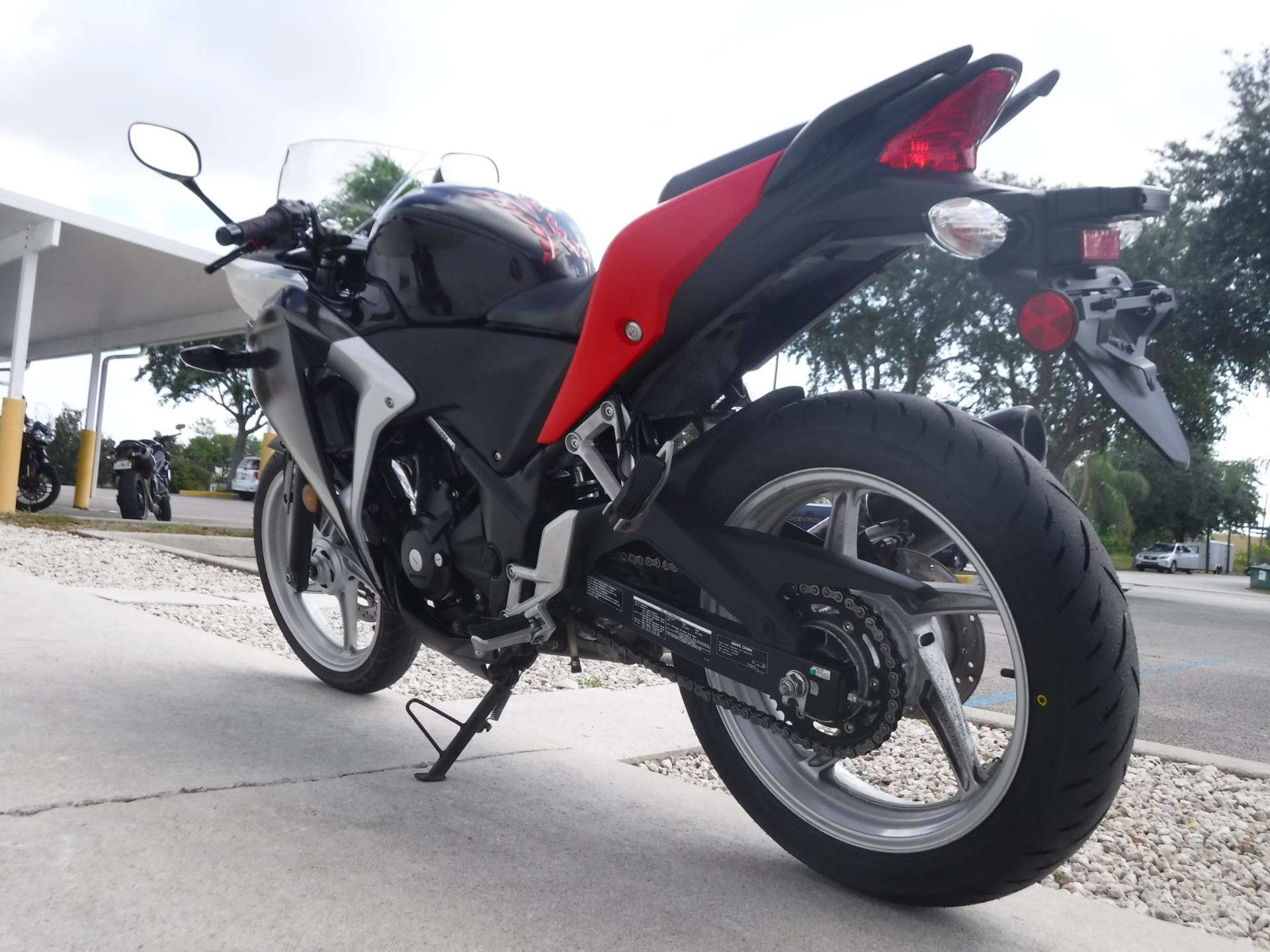 2012 Honda CBR®250R in Stuart, Florida - Photo 4