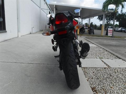 2012 Honda CBR®250R in Stuart, Florida - Photo 5