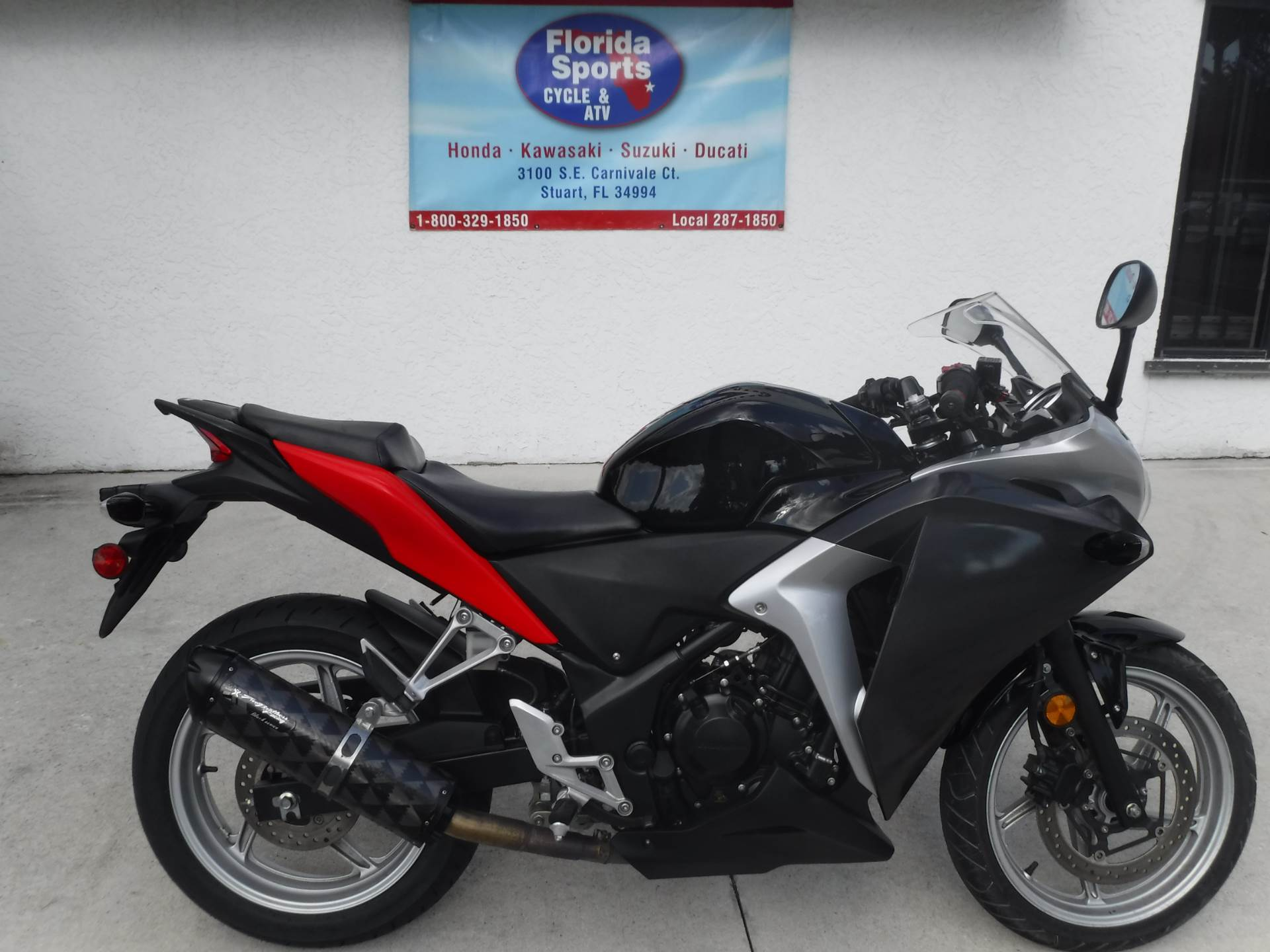 2012 Honda CBR®250R in Stuart, Florida - Photo 1