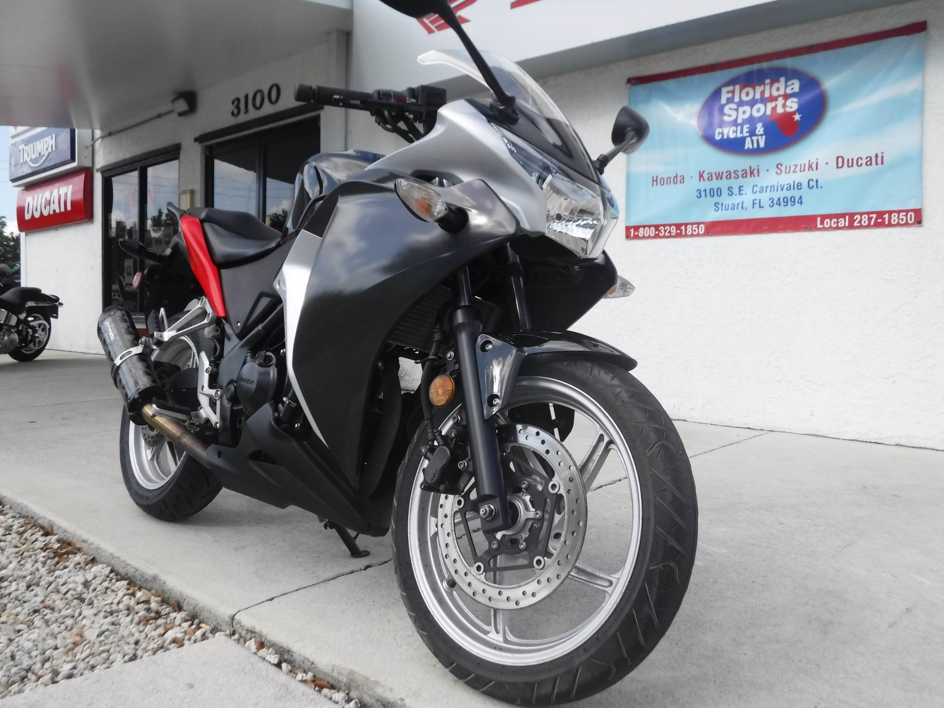 2012 Honda CBR®250R in Stuart, Florida - Photo 12