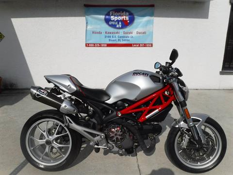 2009 Ducati Monster 1100 in Stuart, Florida
