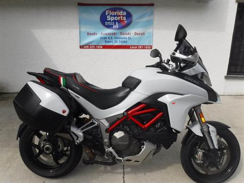 2016 Ducati Multistrada 1200 S in Stuart, Florida