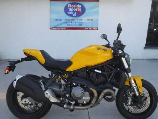 2018 Ducati Monster 821 in Stuart, Florida - Photo 1