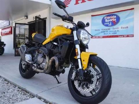 2018 Ducati Monster 821 in Stuart, Florida - Photo 5