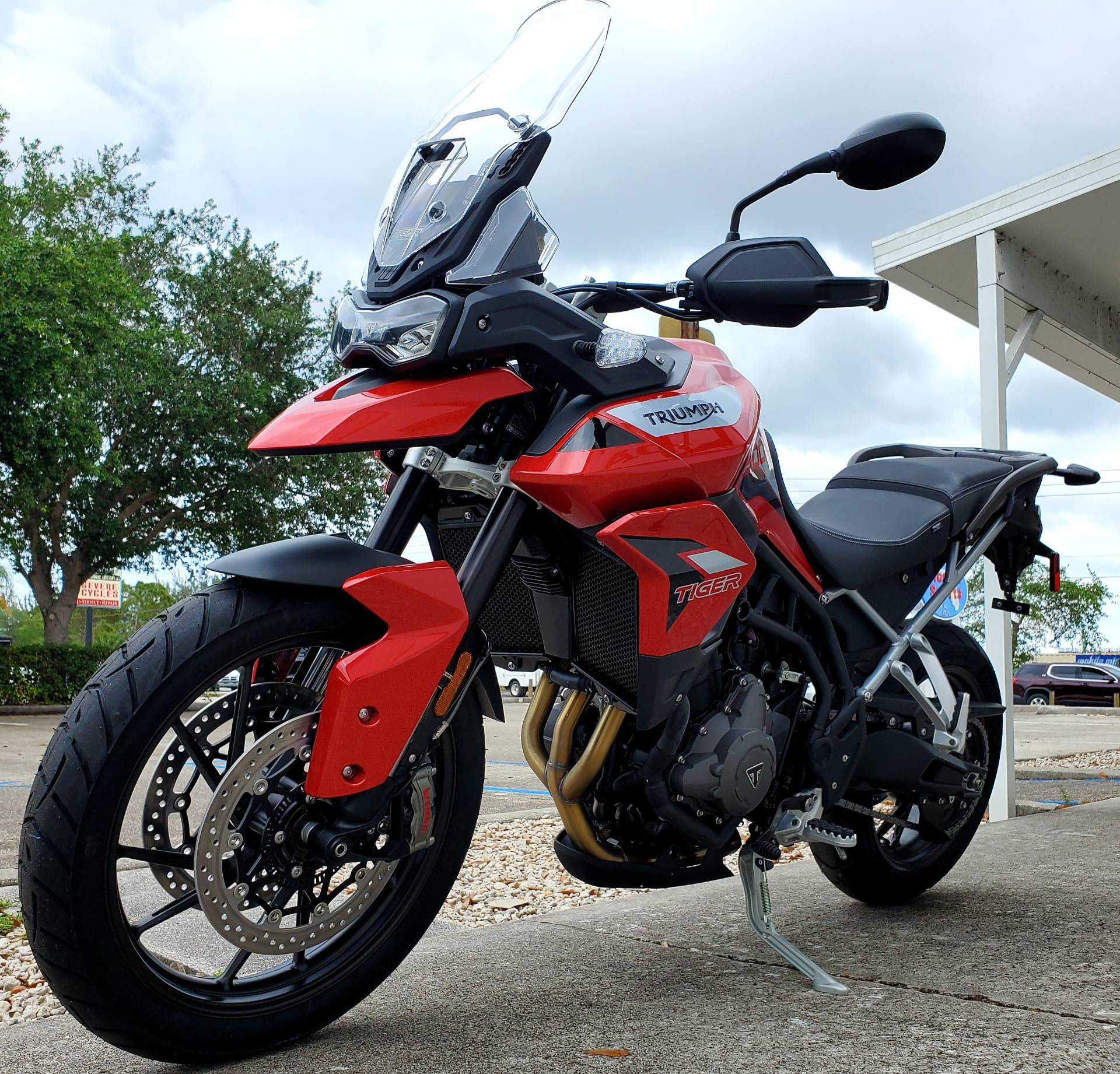 2021 Triumph Tiger 900 GT Low in Stuart, Florida - Photo 4