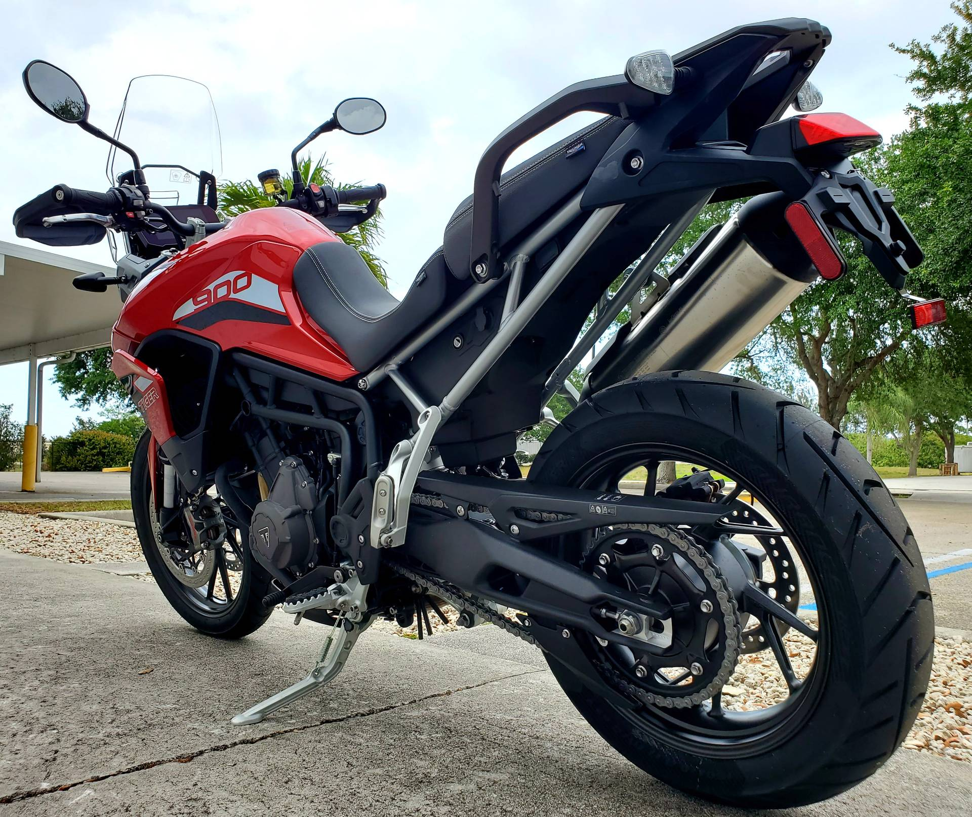 2021 Triumph Tiger 900 GT Low in Stuart, Florida - Photo 6