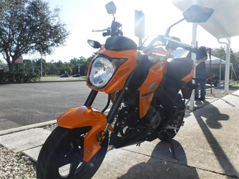 2019 Kawasaki Z125 Pro in Stuart, Florida - Photo 5