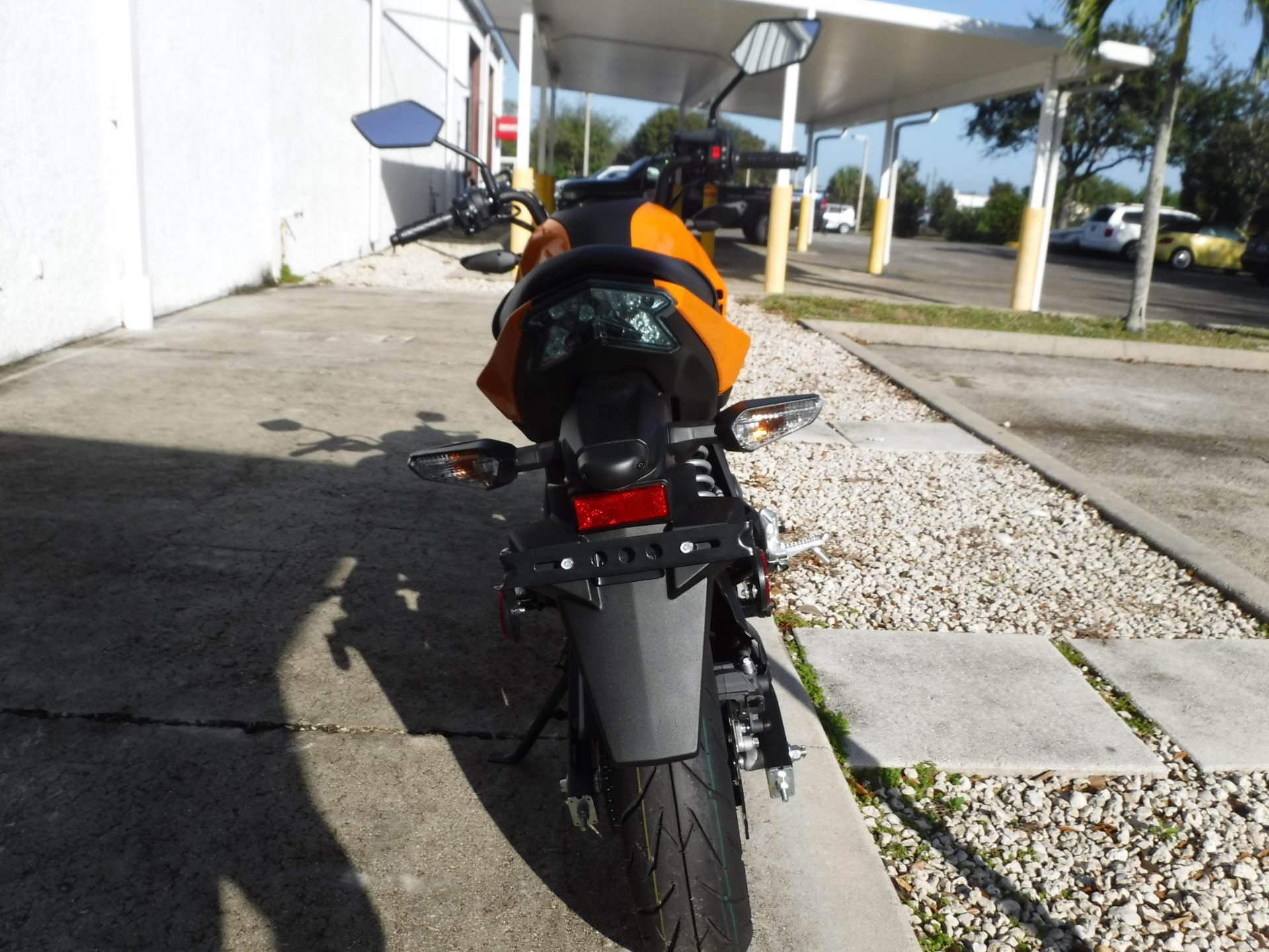 2019 Kawasaki Z125 Pro in Stuart, Florida - Photo 8