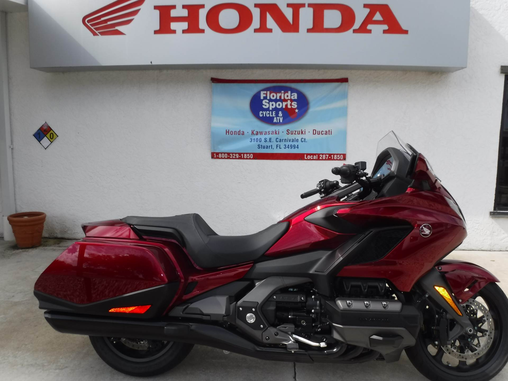 2018 Honda Gold Wing Dct In Stuart Florida