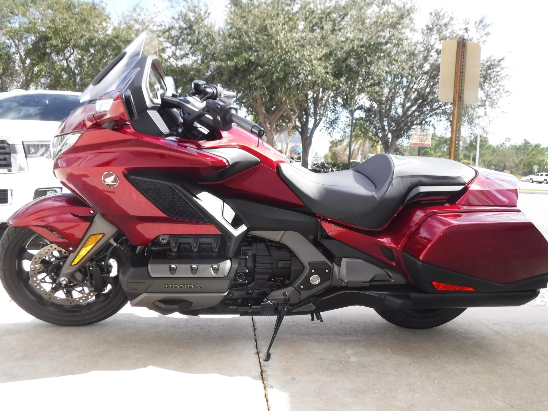 2018 Honda Gold Wing DCT in Stuart, Florida