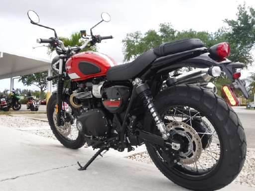 2018 Triumph Street Scrambler in Stuart, Florida - Photo 3