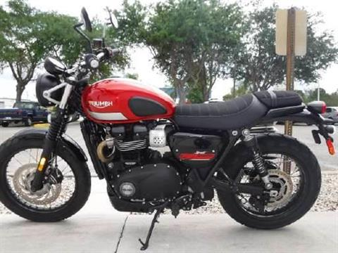 2018 Triumph Street Scrambler in Stuart, Florida - Photo 4