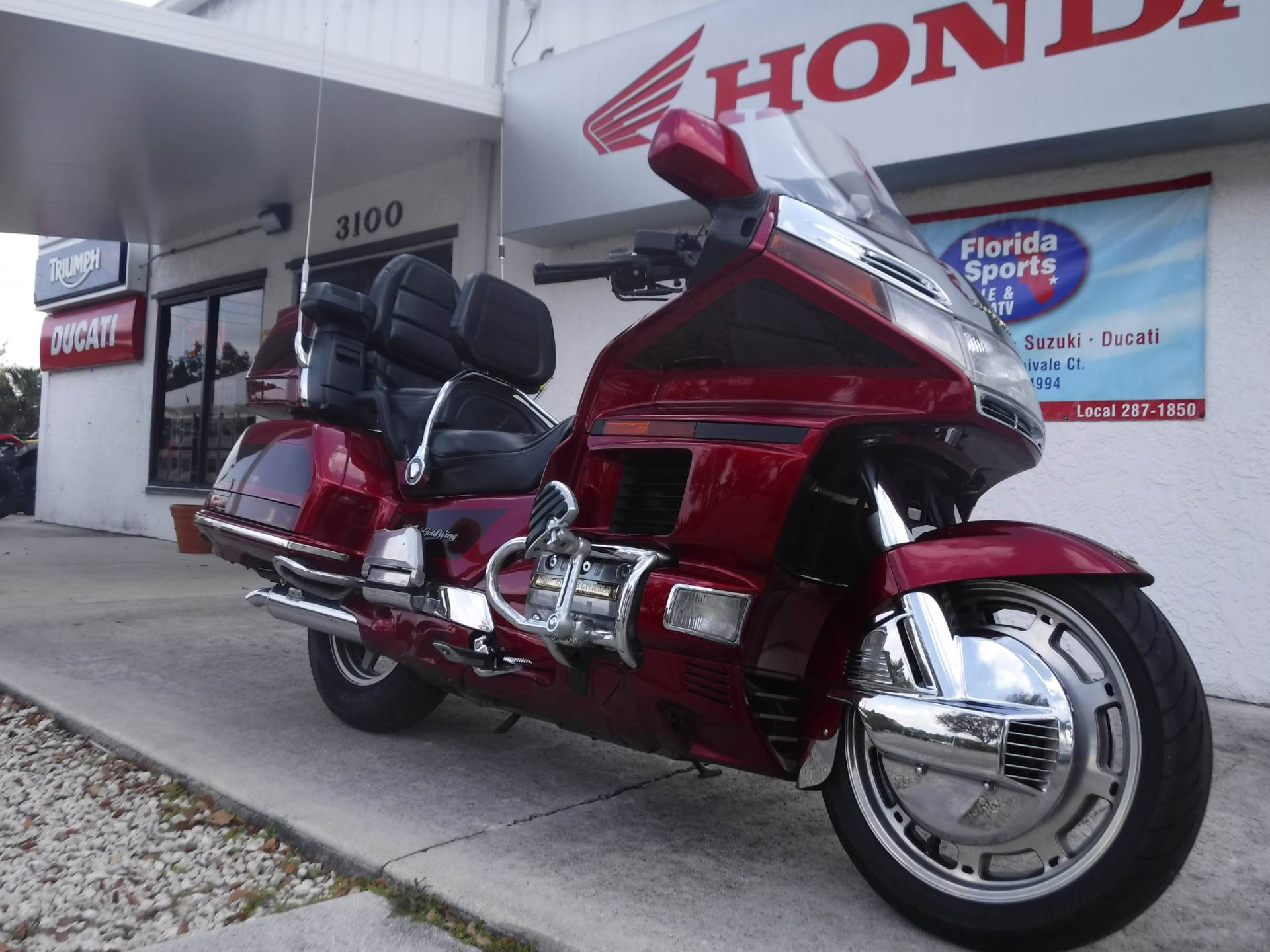 1997 Honda Aspencade in Stuart, Florida - Photo 2