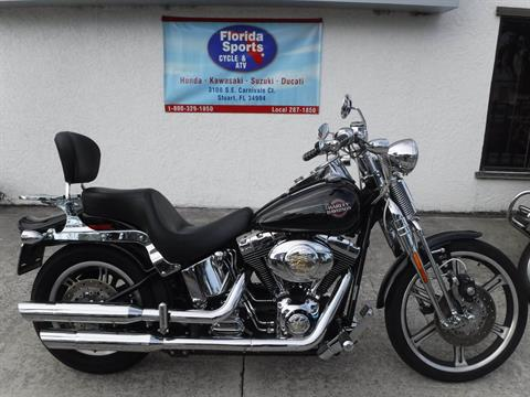 2005 Harley-Davidson FXSTS/FXSTSI Springer® Softail® in Stuart, Florida