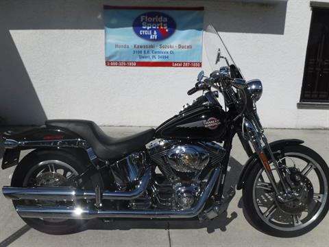 2005 Harley-Davidson FXSTS/FXSTSI Springer® Softail® in Stuart, Florida - Photo 1