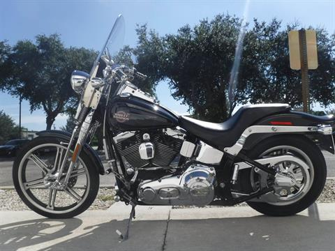 2005 Harley-Davidson FXSTS/FXSTSI Springer® Softail® in Stuart, Florida - Photo 5