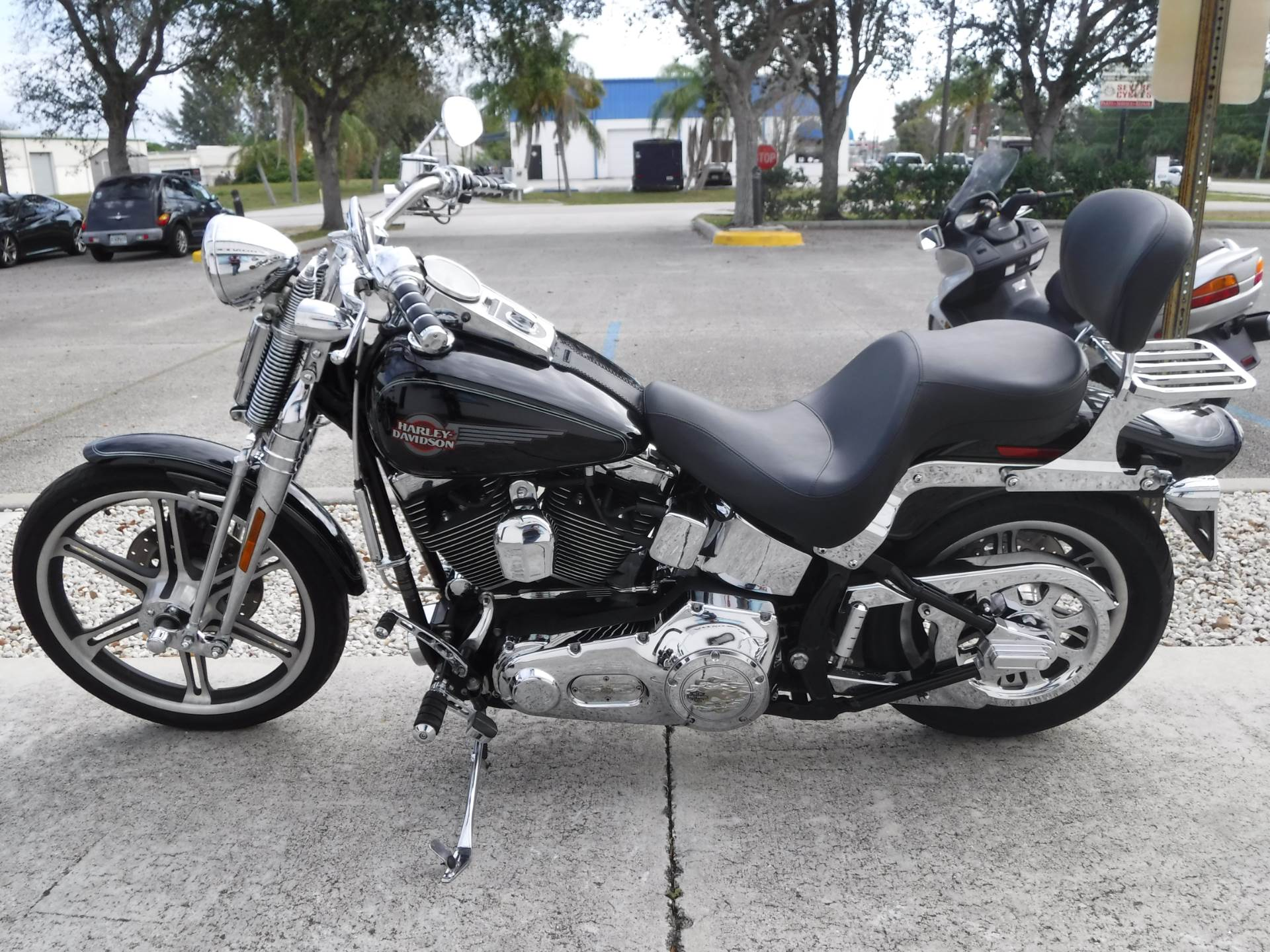 2005 Harley-Davidson FXSTS/FXSTSI Springer® Softail® in Stuart, Florida - Photo 13