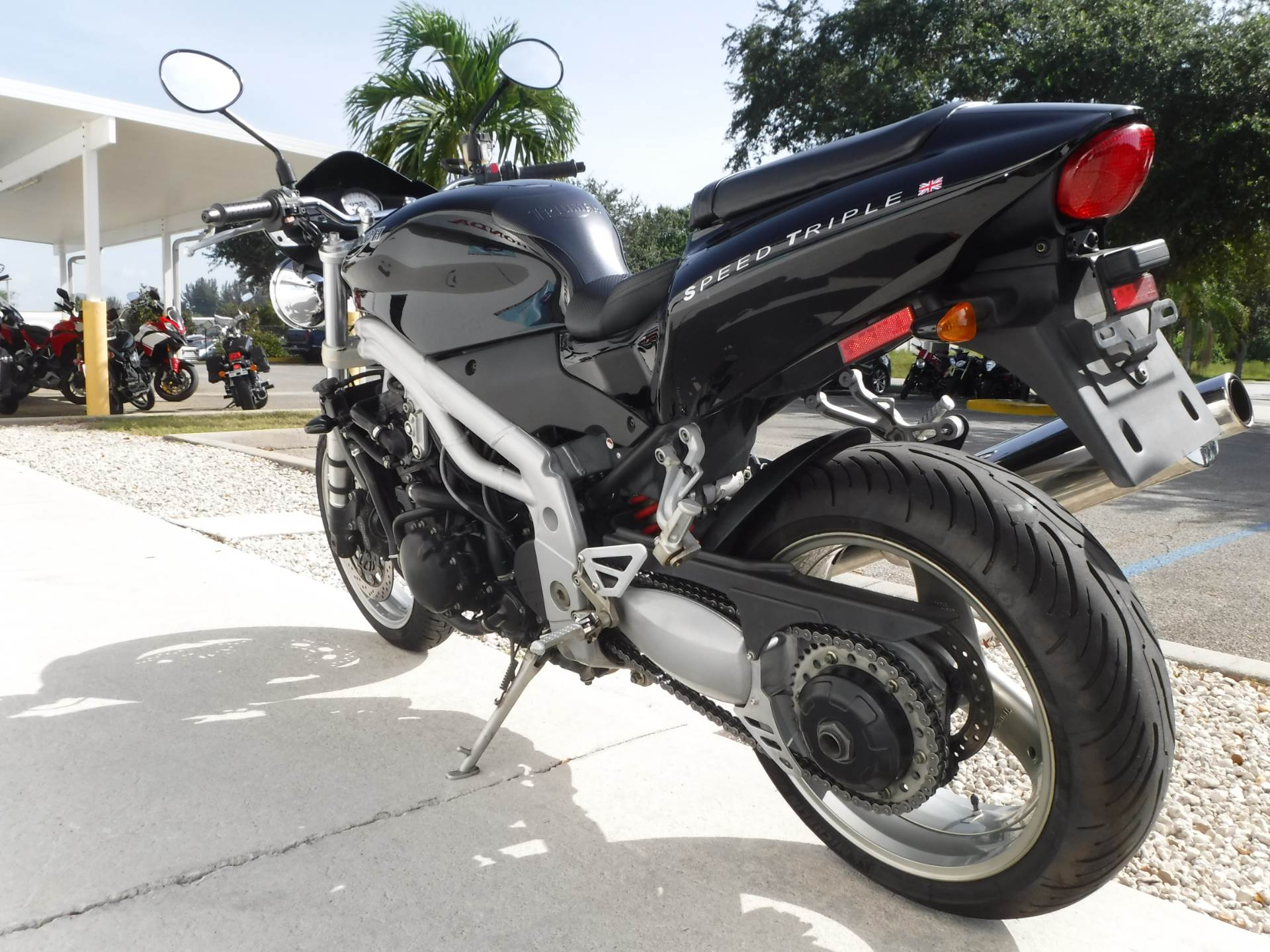 2002 Triumph Speed Triple in Stuart, Florida
