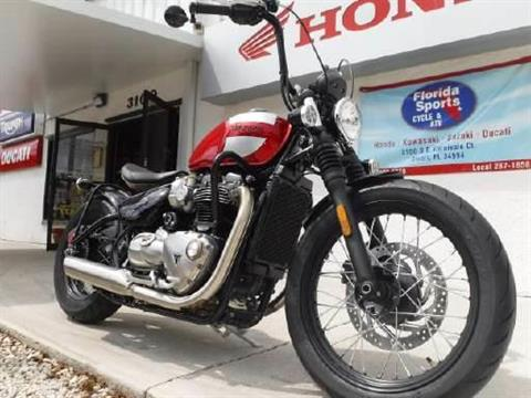 2018 Triumph Bonneville Bobber in Stuart, Florida - Photo 2