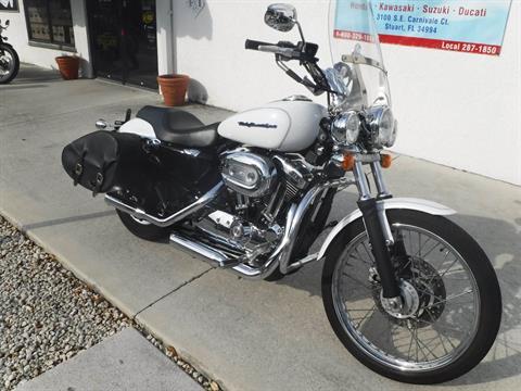 2004 Harley-Davidson Sportster® XL 1200 Custom in Stuart, Florida