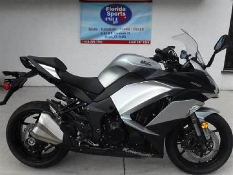 2018 Kawasaki Ninja 1000 ABS in Stuart, Florida - Photo 1