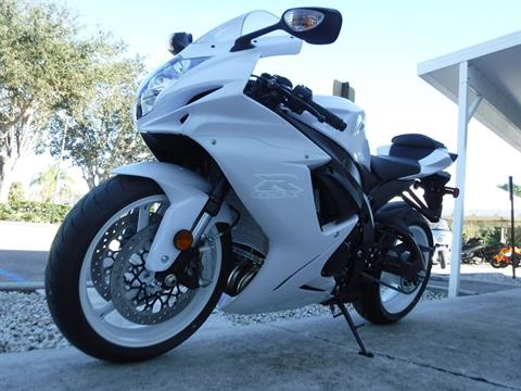 2019 Suzuki GSX-R600 in Stuart, Florida - Photo 4