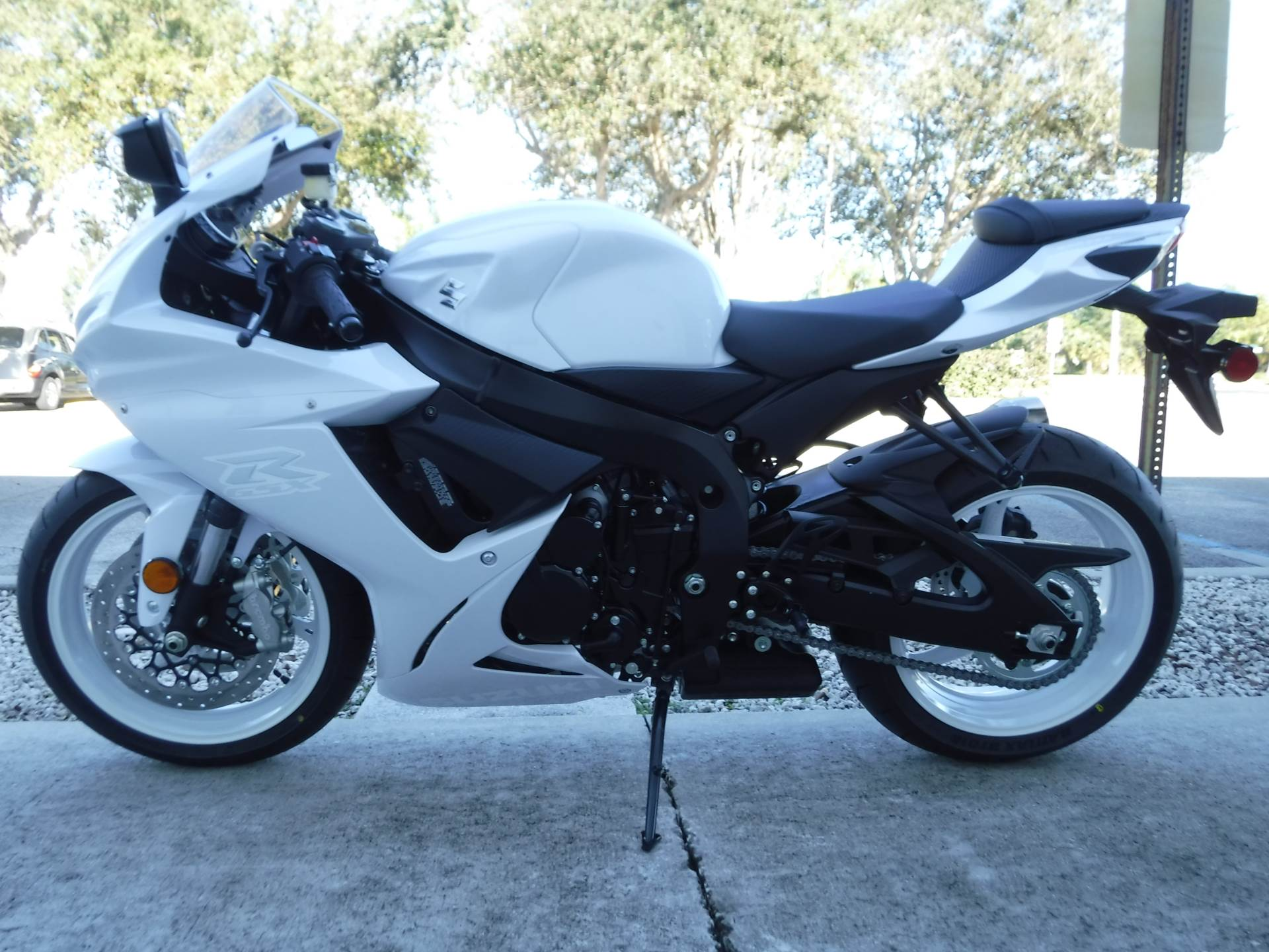 2019 Suzuki GSX-R600 in Stuart, Florida - Photo 5