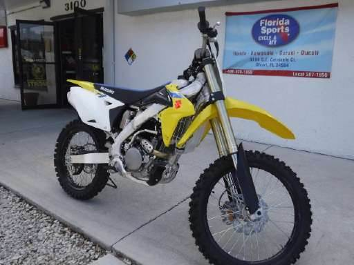 2018 Suzuki RM-Z250 in Stuart, Florida - Photo 2