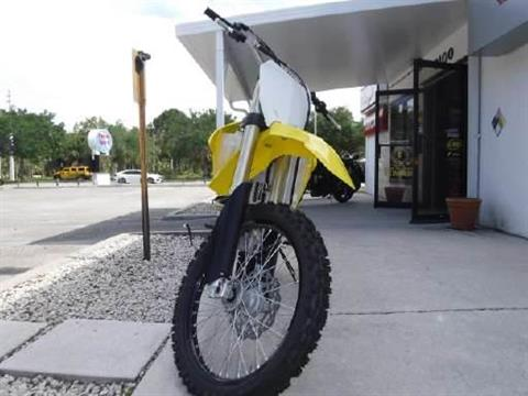 2018 Suzuki RM-Z250 in Stuart, Florida - Photo 3