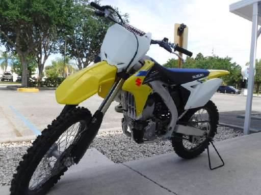 2018 Suzuki RM-Z250 in Stuart, Florida - Photo 4