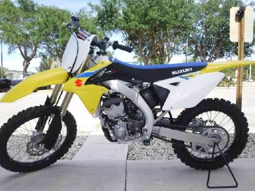 2018 Suzuki RM-Z250 in Stuart, Florida - Photo 5