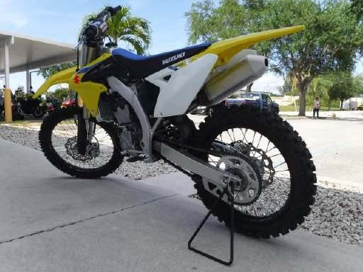 2018 Suzuki RM-Z250 in Stuart, Florida - Photo 6
