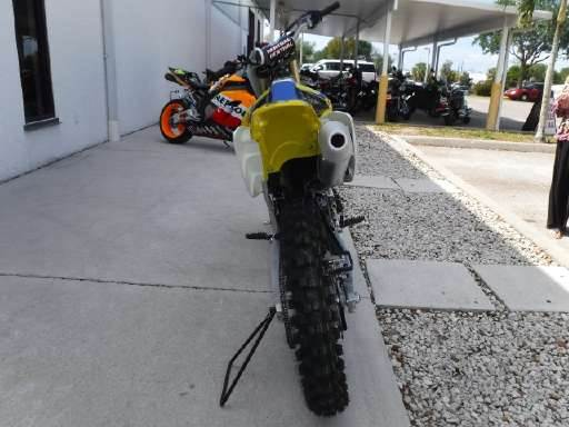 2018 Suzuki RM-Z250 in Stuart, Florida - Photo 7