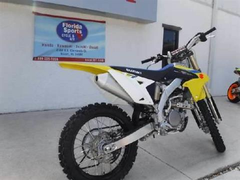 2018 Suzuki RM-Z250 in Stuart, Florida - Photo 8