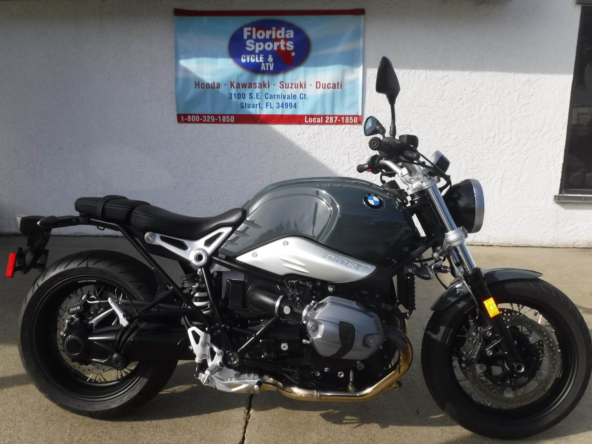 2017 bmw r nine t pure motorcycles stuart florida| stock number: n/a