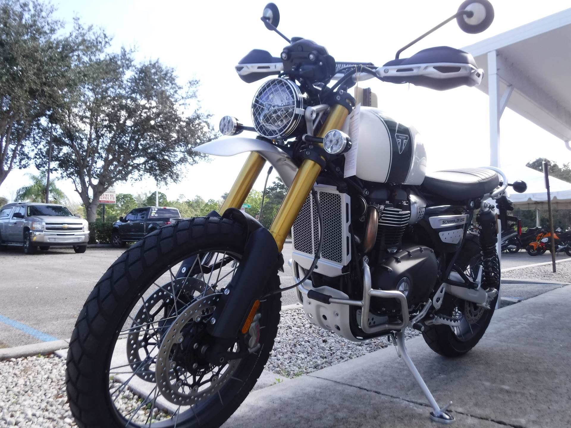 2019 Triumph Scrambler 1200 XE - Showcase in Stuart, Florida - Photo 4