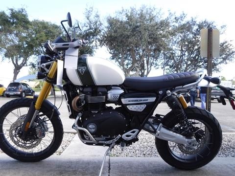 2019 Triumph Scrambler 1200 XE - Showcase in Stuart, Florida - Photo 5