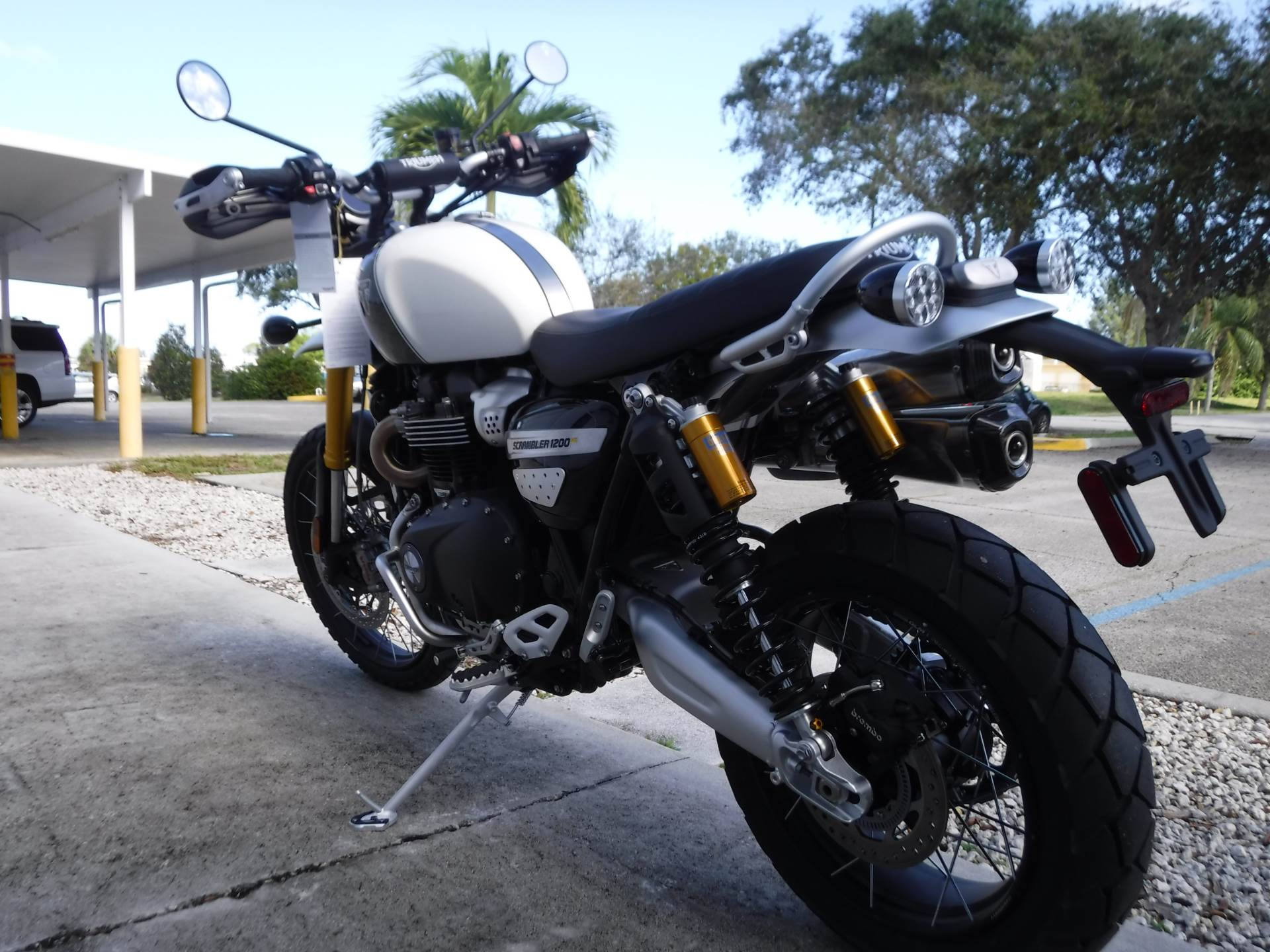 2019 Triumph Scrambler 1200 XE - Showcase in Stuart, Florida - Photo 6