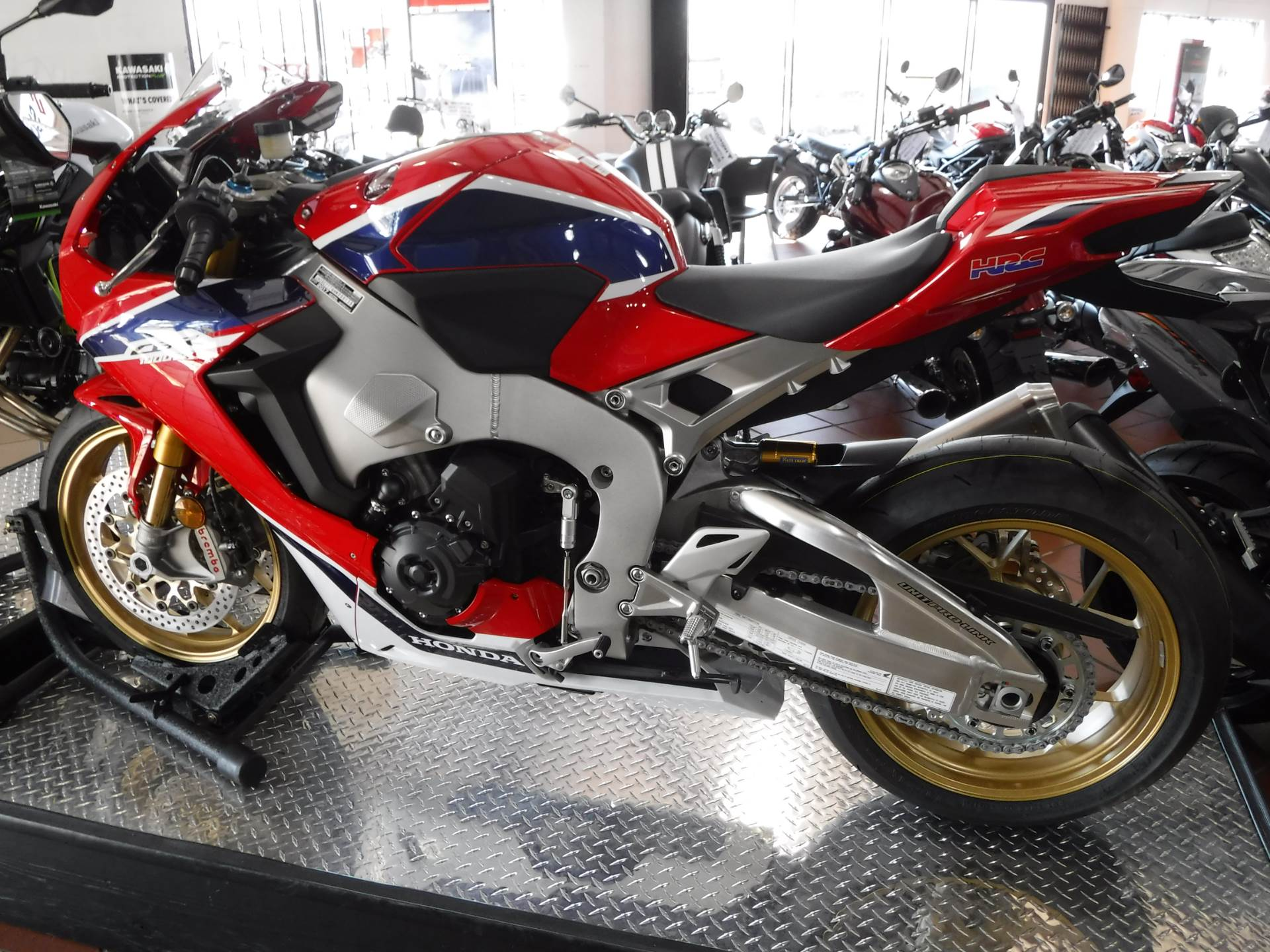2017 Honda CBR1000RR SP in Stuart, Florida