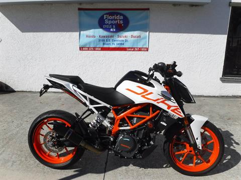2017 KTM 390 Duke in Stuart, Florida