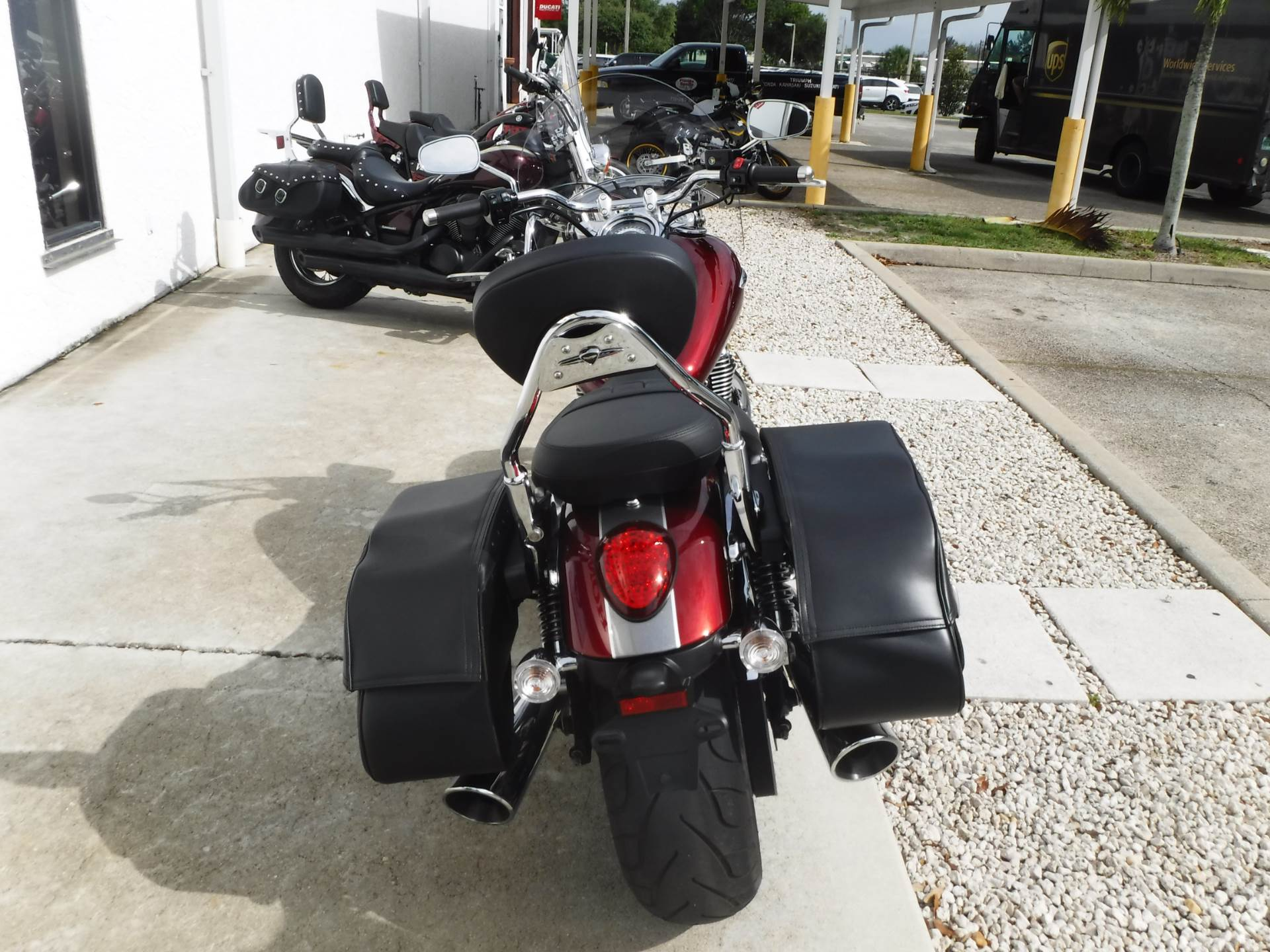 2014 Triumph Thunderbird ABS in Stuart, Florida