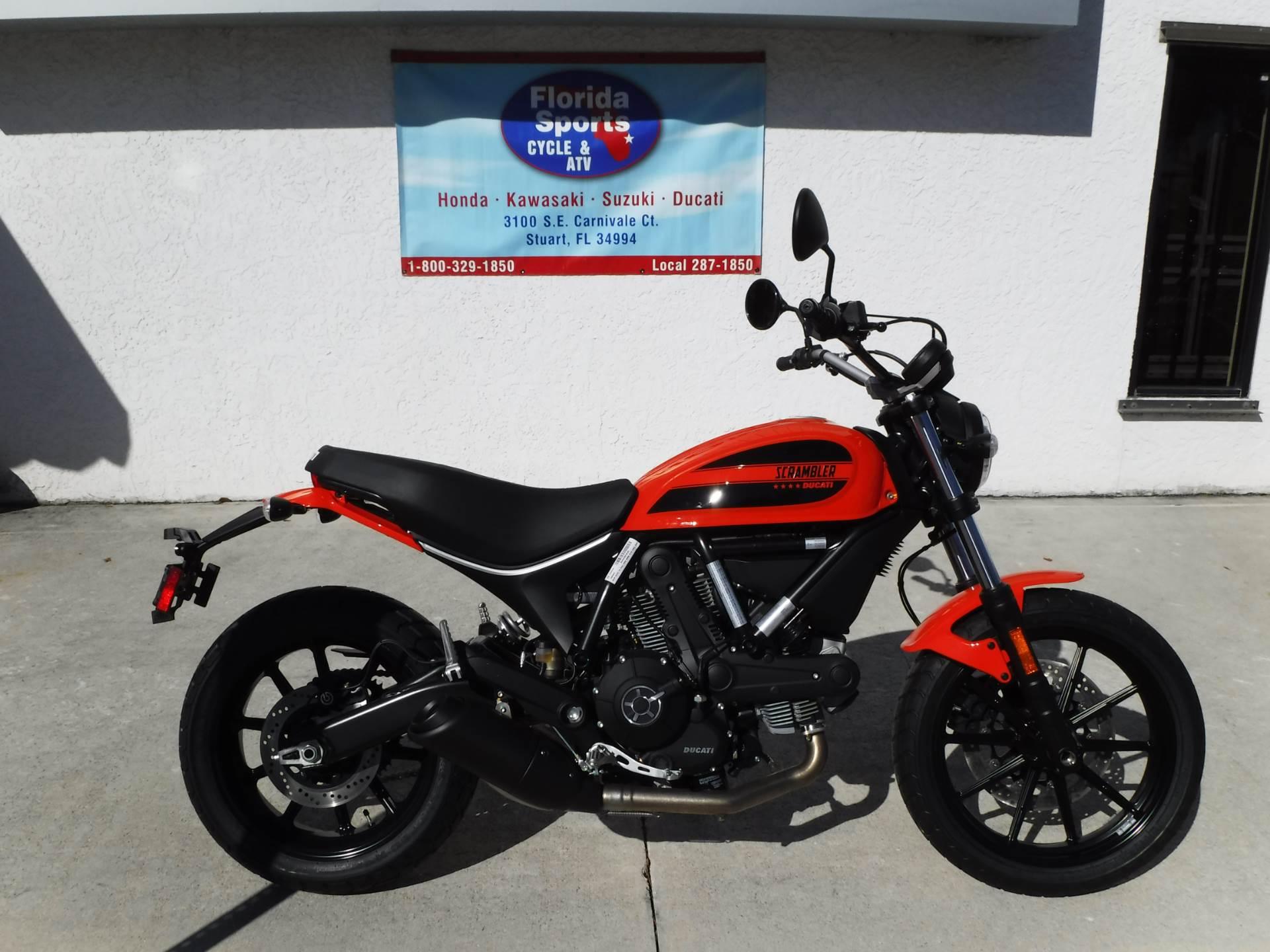 2016 Ducati Scramber Sixty2 in Stuart, Florida