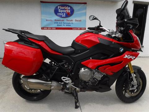2016 BMW S 1000 XR in Stuart, Florida
