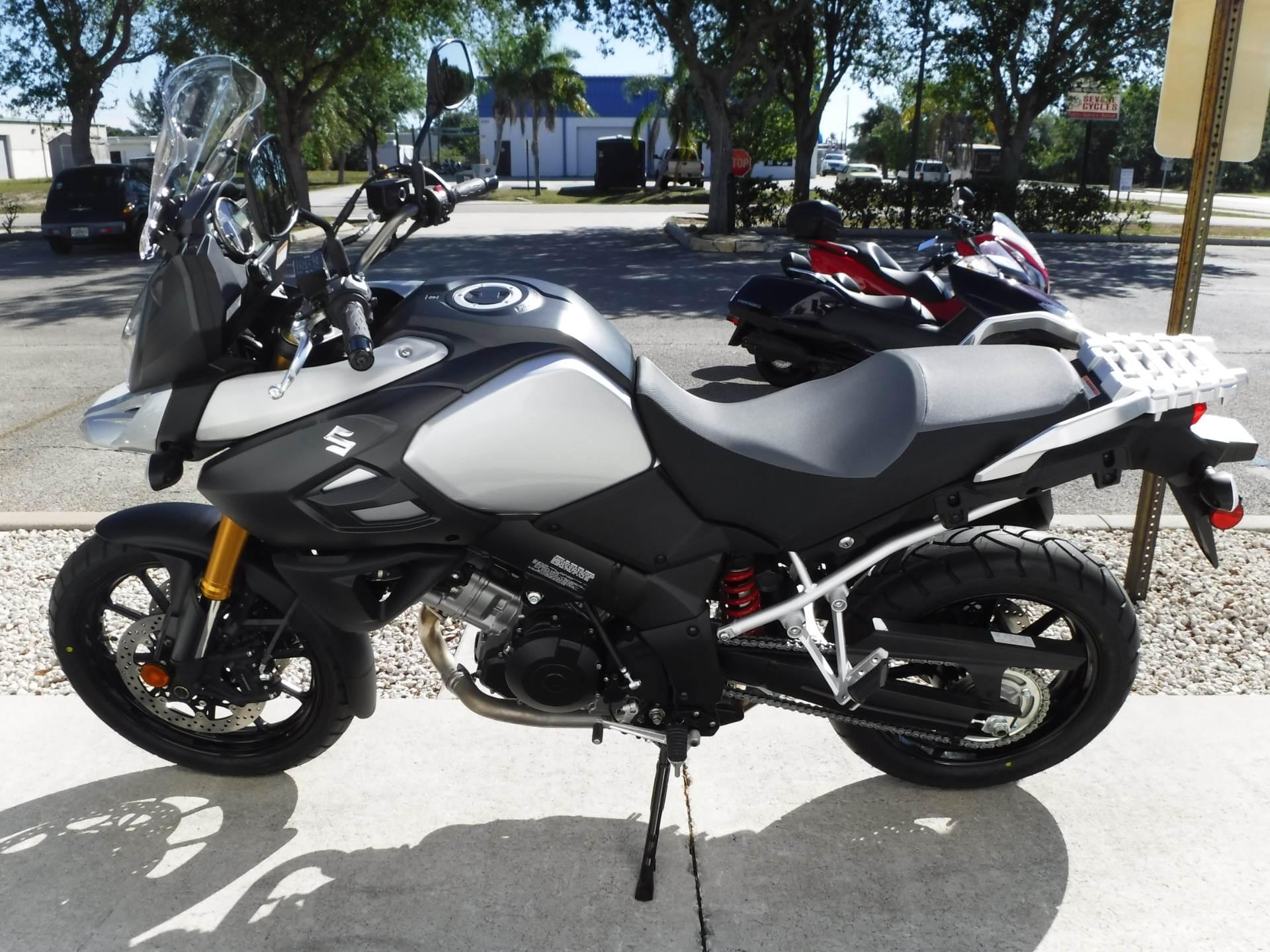 2016 Suzuki V-Strom 1000 ABS in Stuart, Florida