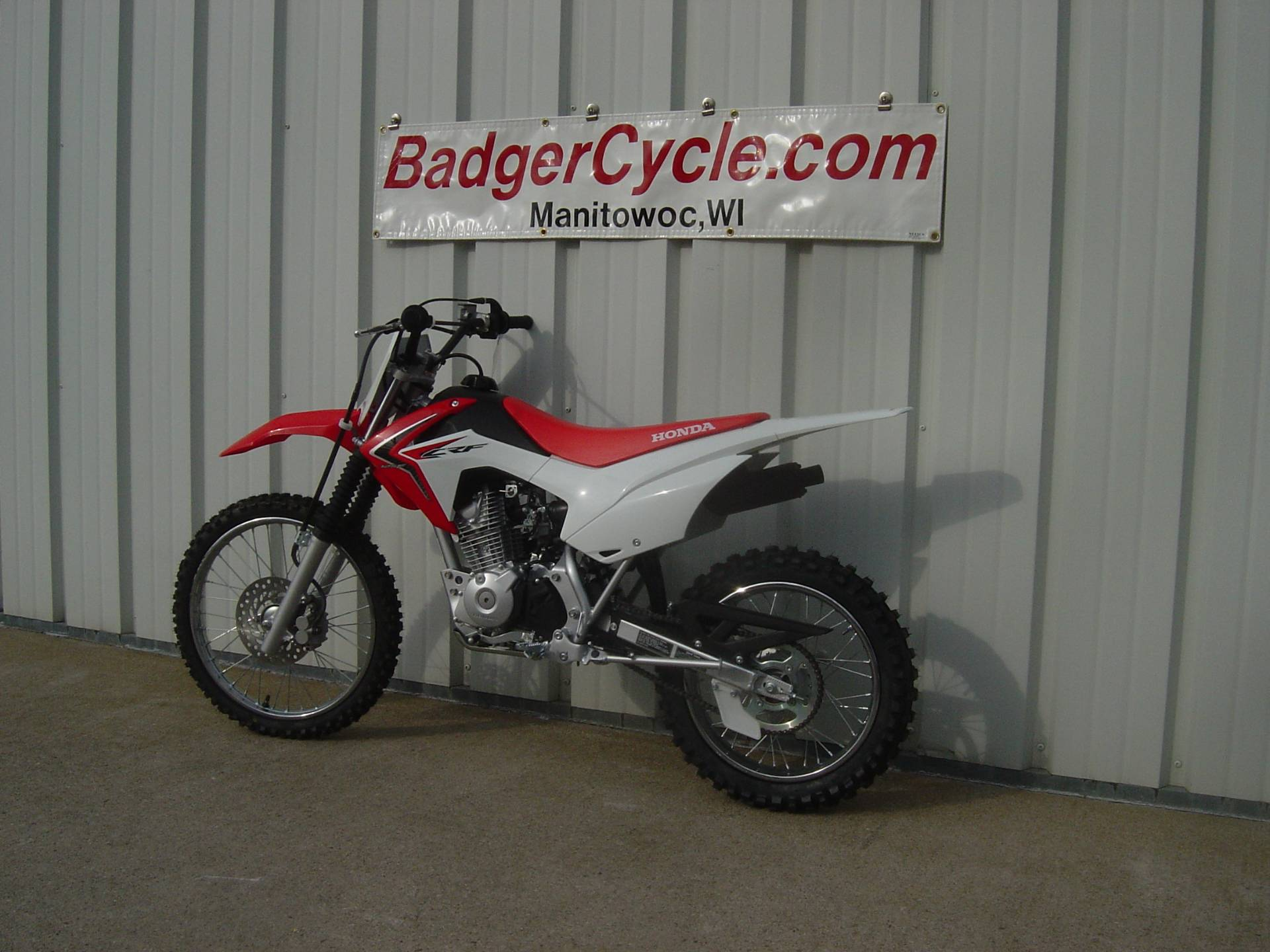 2016 Honda CRF125FB (Big Wheel) in Manitowoc, Wisconsin