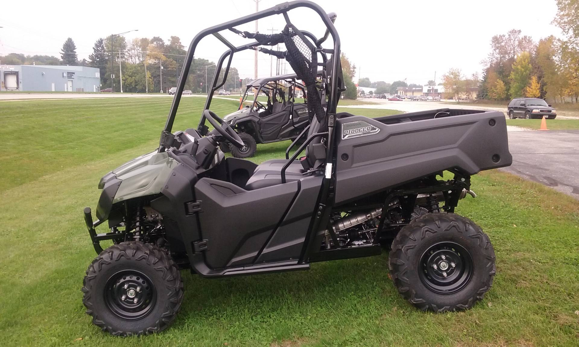 2018 Honda Pioneer 700 in Manitowoc, Wisconsin - Photo 1