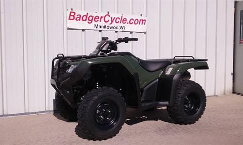 2019 Honda FourTrax Rancher 4x4 DCT EPS in Manitowoc, Wisconsin - Photo 1