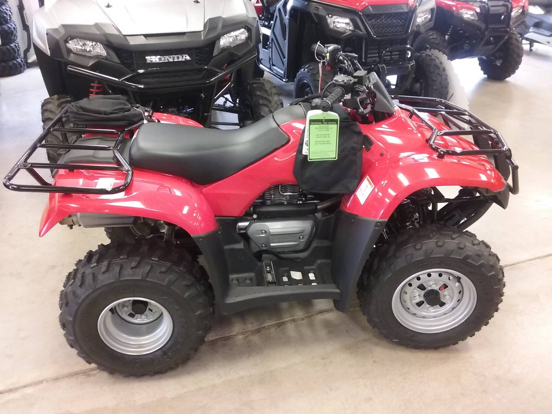 2017 Honda FourTrax Recon in Manitowoc, Wisconsin
