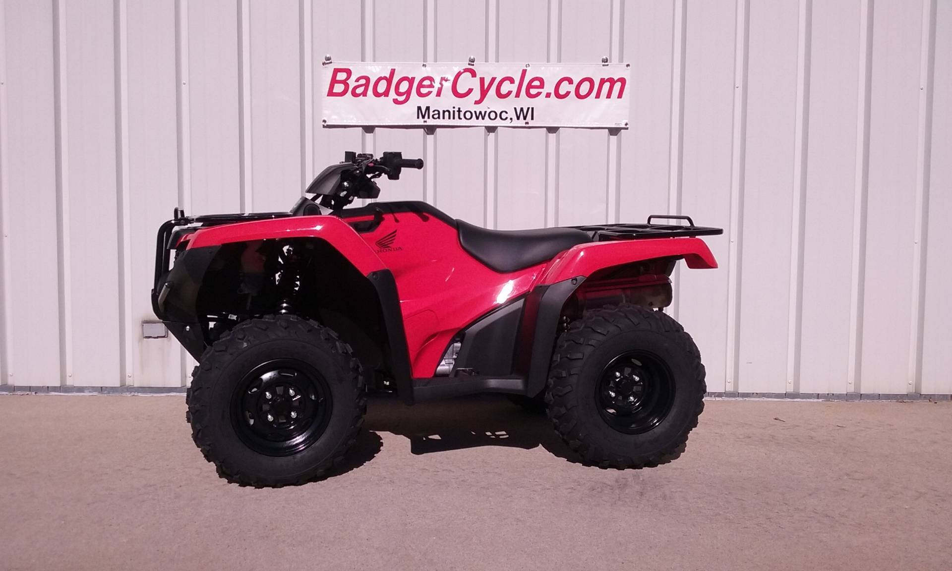 2019 Honda FourTrax Rancher 4x4 DCT EPS in Manitowoc, Wisconsin